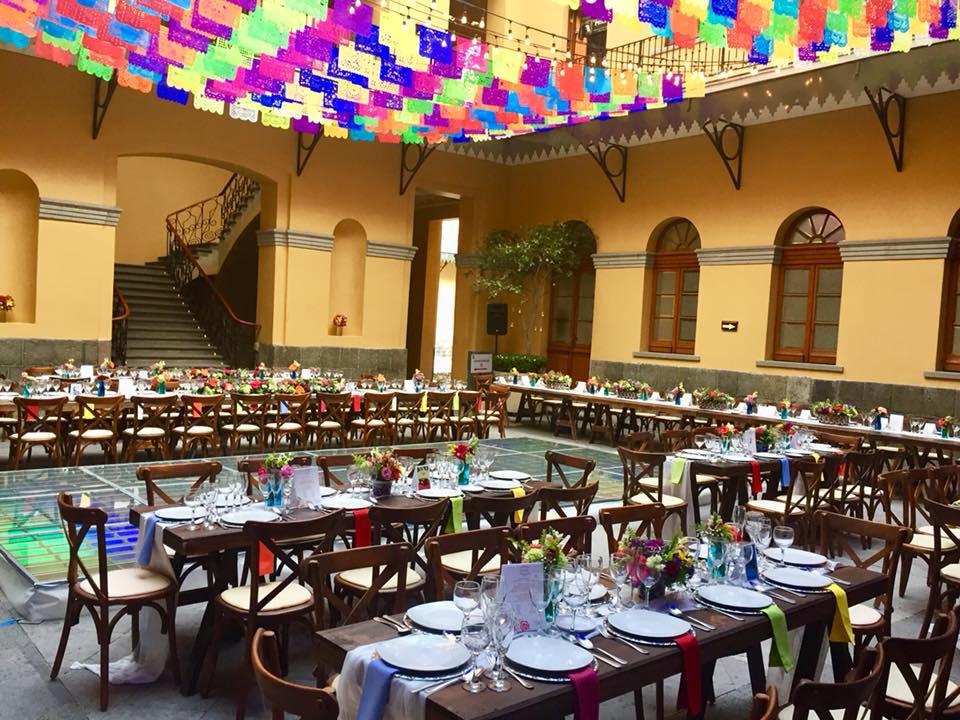 Palacio de la Autonomía venue para eventos CDMX one place