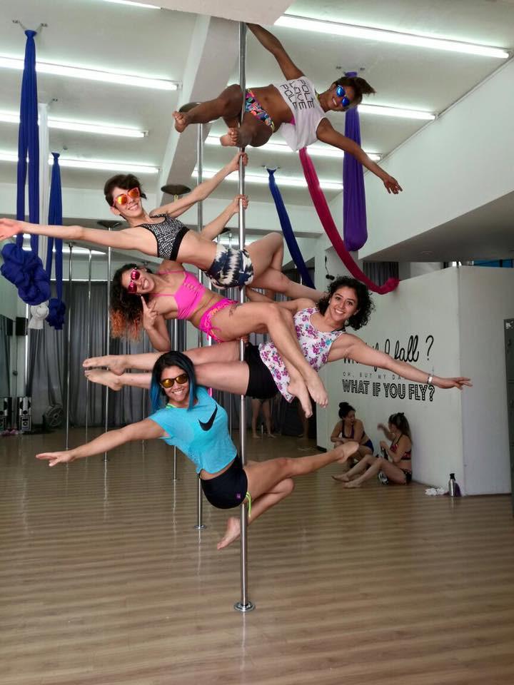 Dragonfly Clases de pole dance CDMX