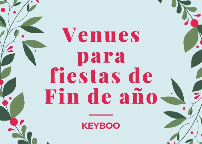 Venues para eventos en Keyboo