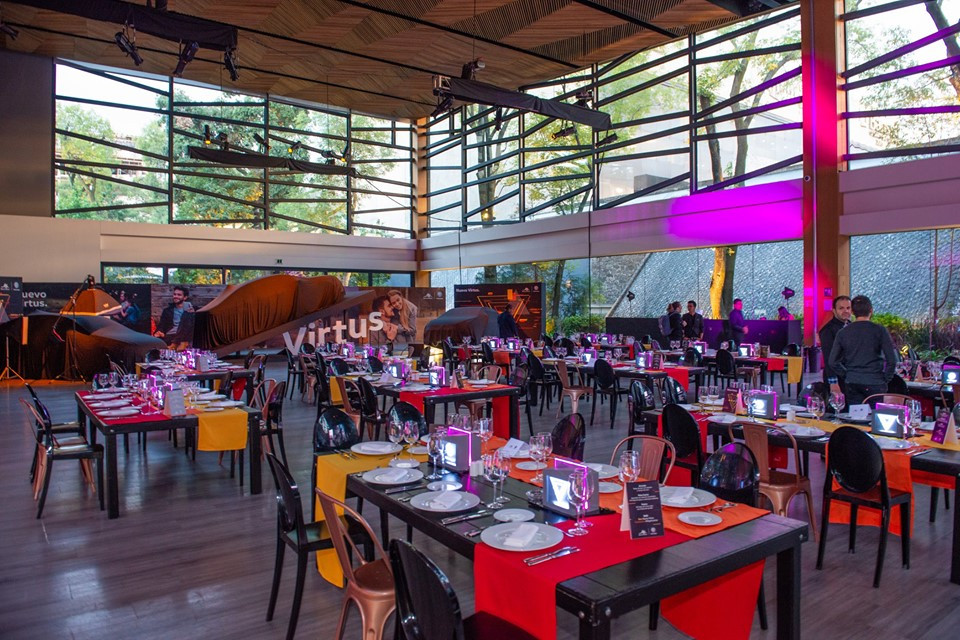 Altto San Angel, venues eventos corporativos CDMX