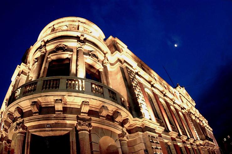Palacio de la Autonomia UNAM