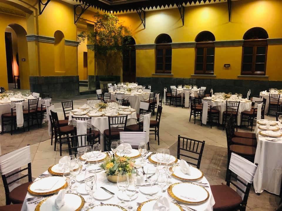 Palacio de la Autonomía eventos one place