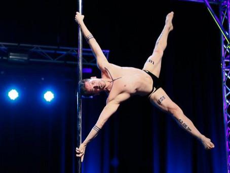 Clases de pole dance para hombres: También ellos bailan en tubo