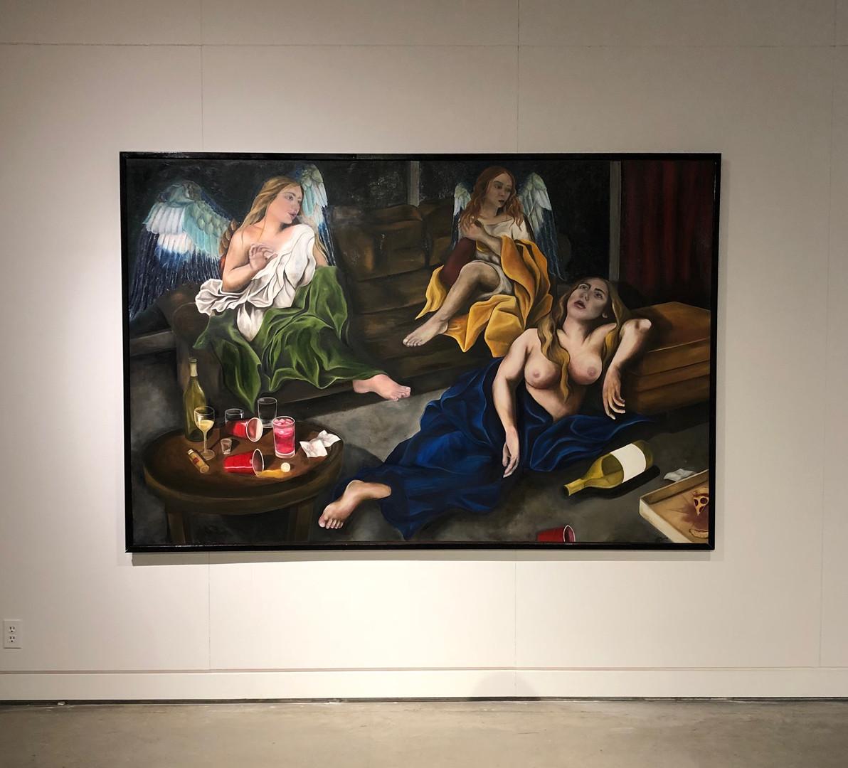 The Intoxication of Mary