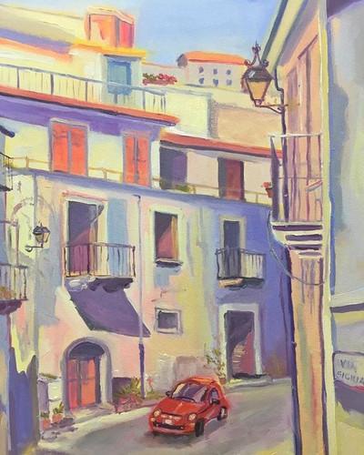 Le soleggiate strade siciliane