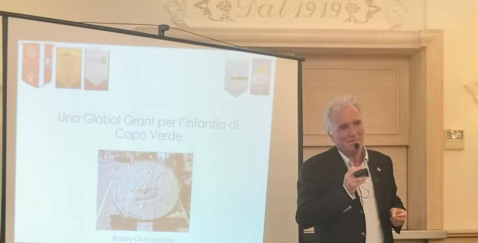 Giovanni Toso Presenta il suo progetto