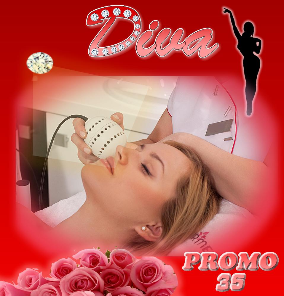 Facial Treatment at Diva SPA