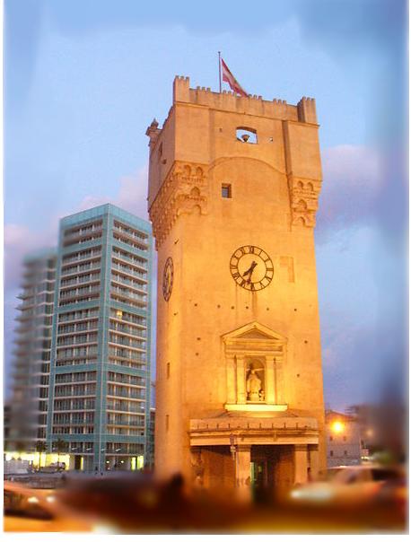Savona Tower