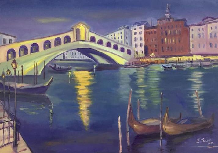 Una notte a Venezia