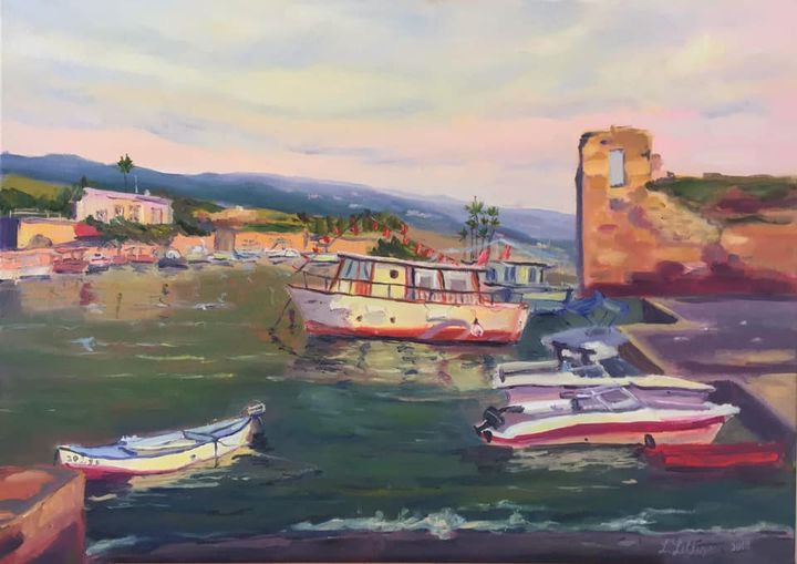 Byblos Port (Libano)