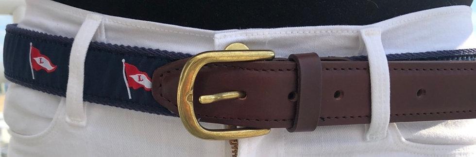 Men's Burgee Belt