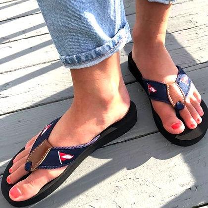 Women's YRI Flip-Flops