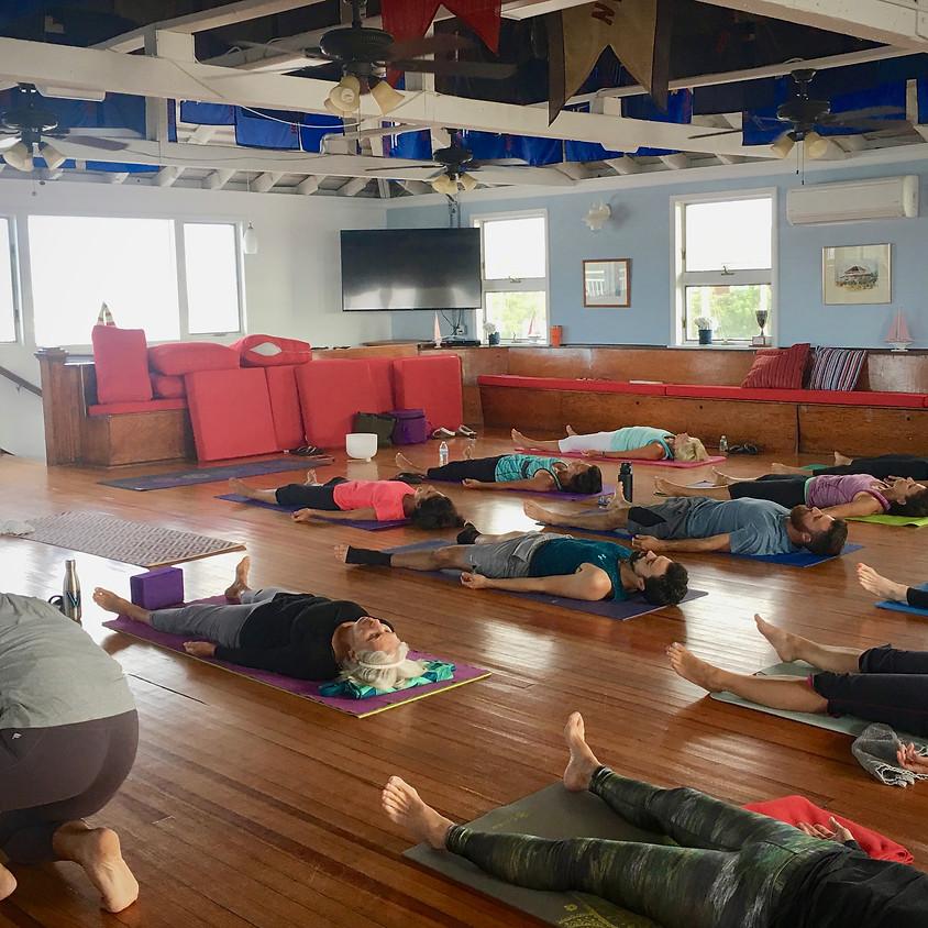Mindful Morning Yoga