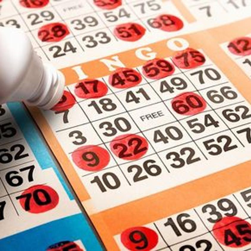 Junior Bingo Night
