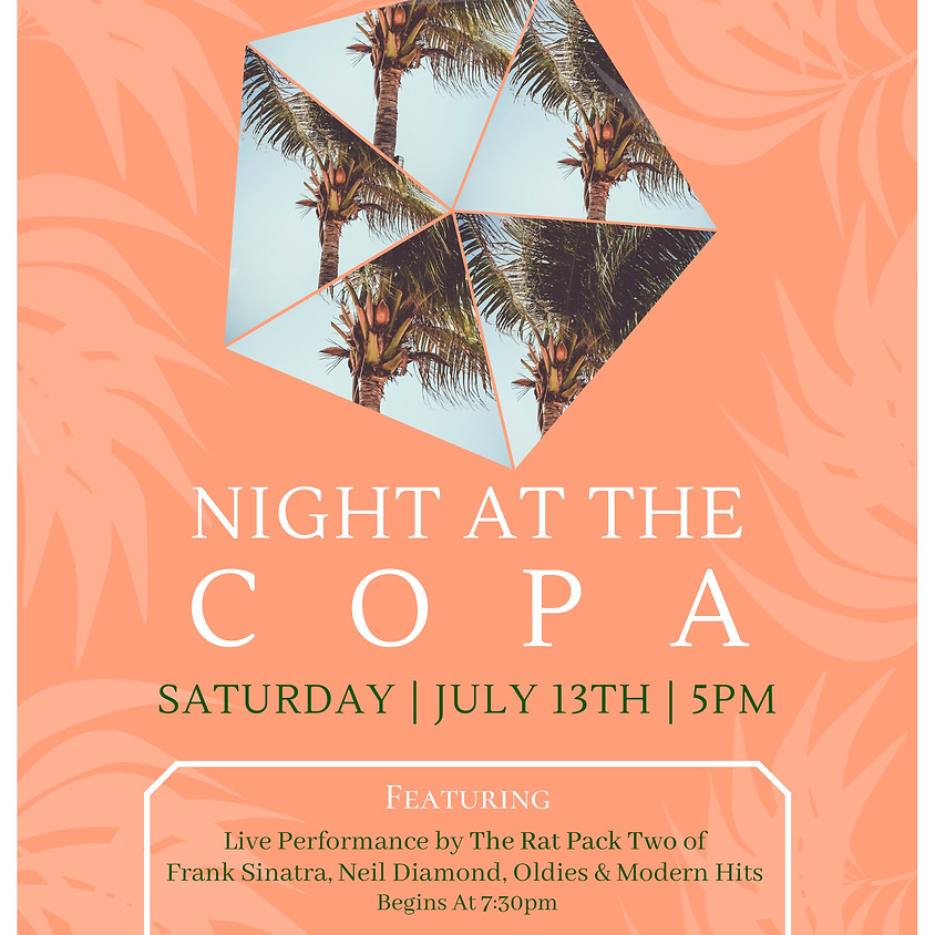Night at the Copa