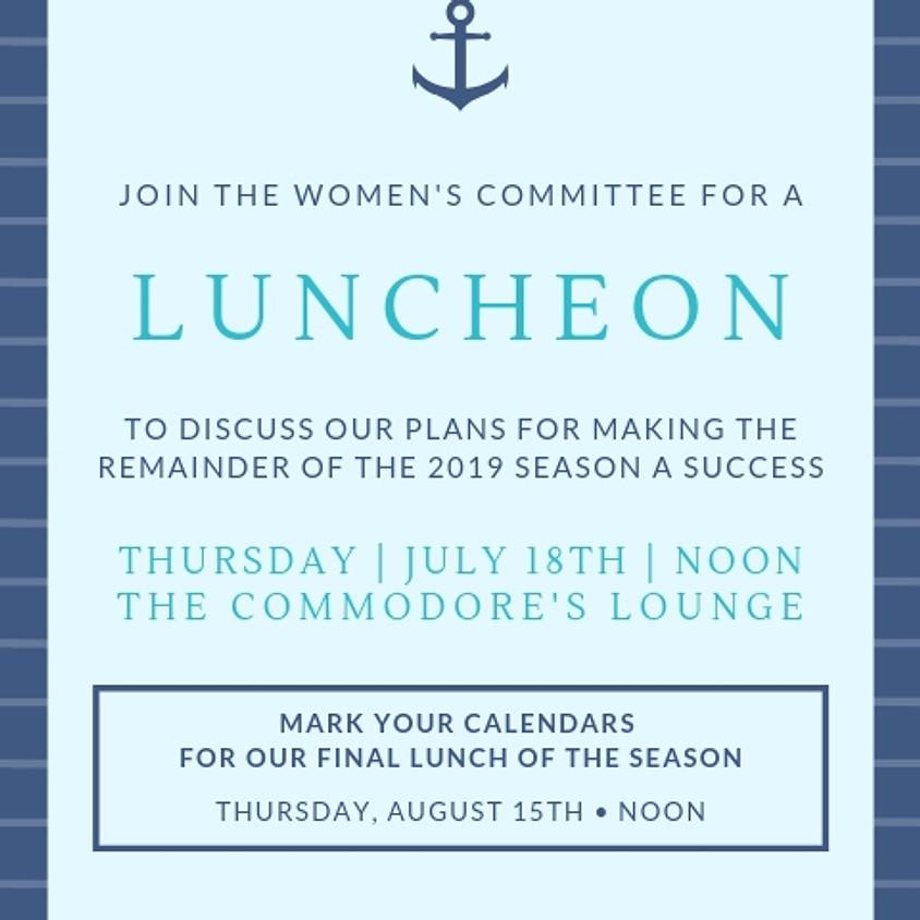 Women's Committee Luncheon