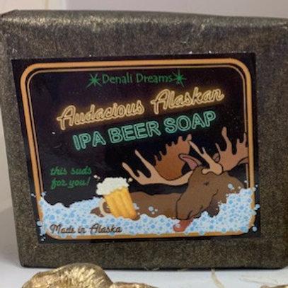 Alaska Beer Soap