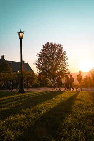 Cornell Golden Hour