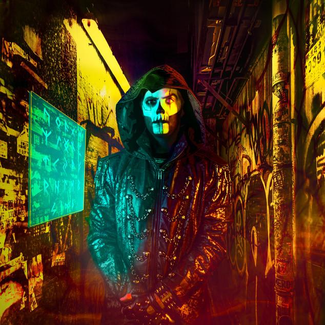 Cyberpunk Photoshoot