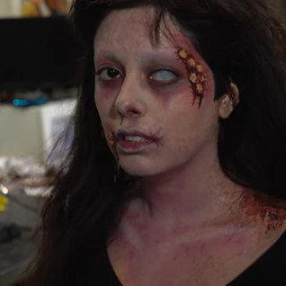 "Phantom Zone Efx Youtube ""Infected Makeup"""
