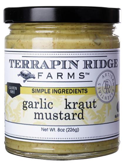 Garlic Kraut Mustard