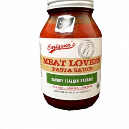 Meat Lovers - Savory Italian Sausage