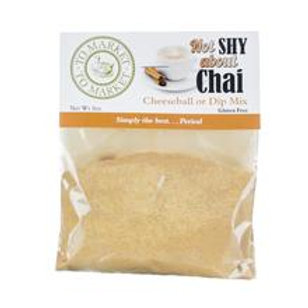 Not Shy about Chai
