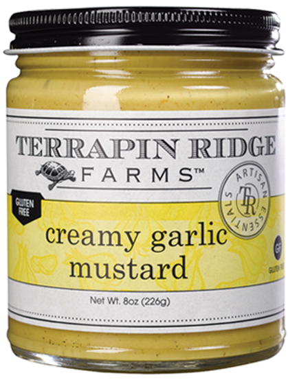 Creamy Garlic Mustard