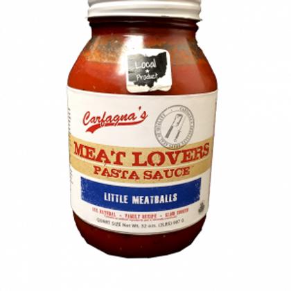 Meat Lovers - Little Meatballs