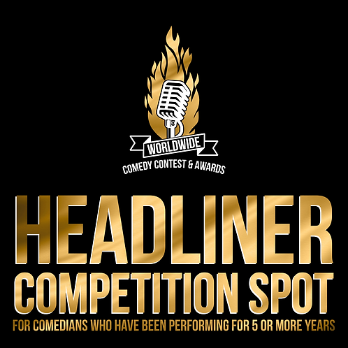 Headliner Competition Spot