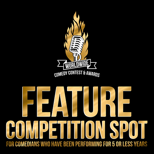 Feature Competition Spot
