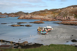 Fishing Boats at Iona