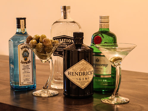 A Collection of Gins