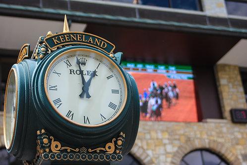 It's Keeneland Time