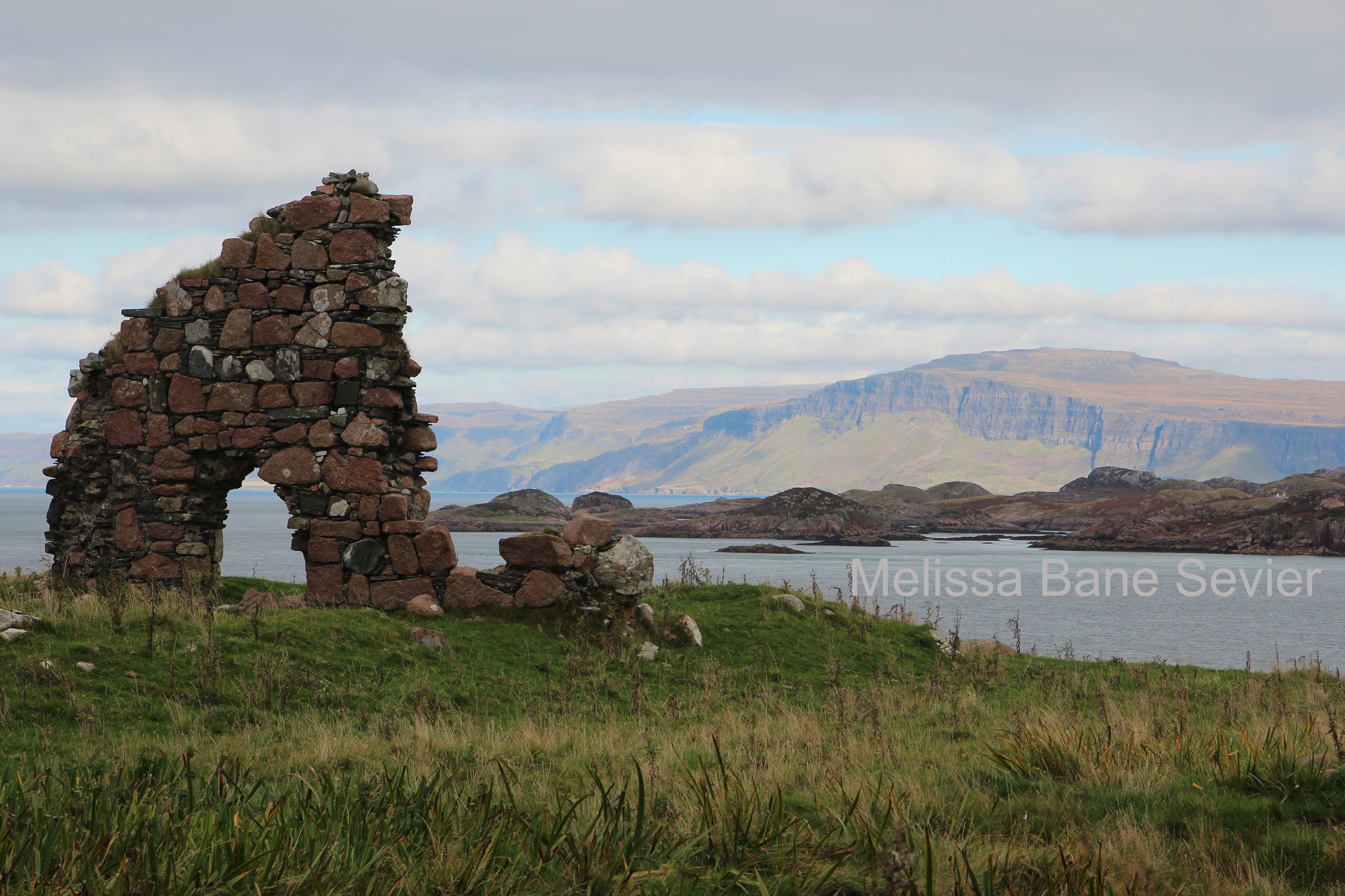 Iona Ruins