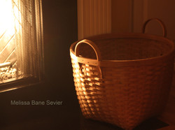 Basket By the Fire
