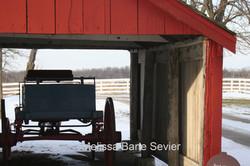 Wagon at Shaker Village   jpg