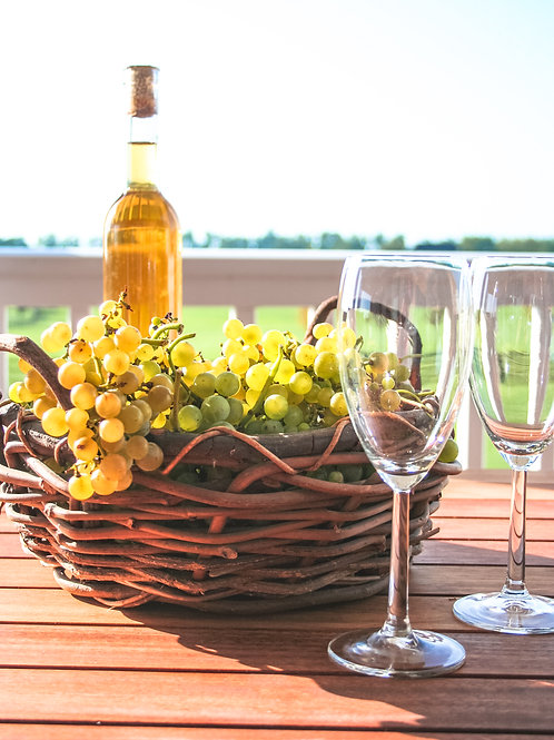 Wine on the Porch