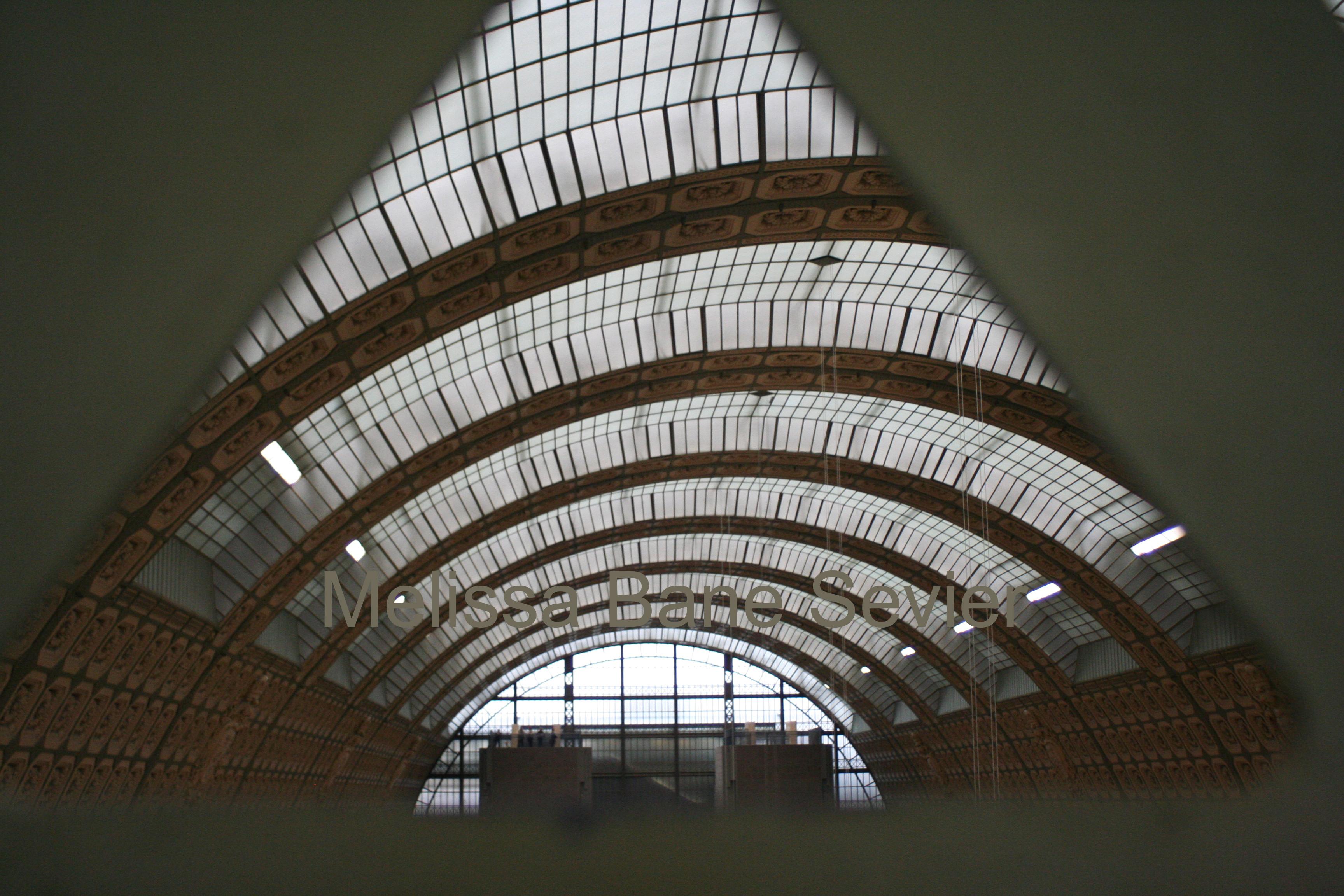 Museum Ceiling