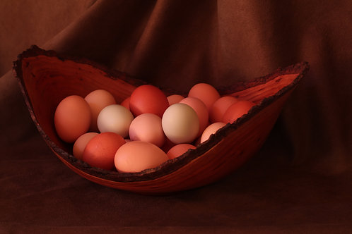 All My Eggs in One Wooden Bowl