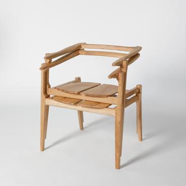 HT Stackable Armchair