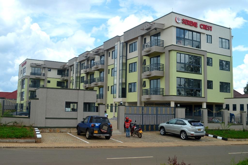 Serene Crest Apartment