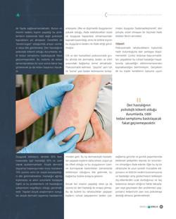 AGD Dergisi Nisan 2021 - Cilt Hastalıkları