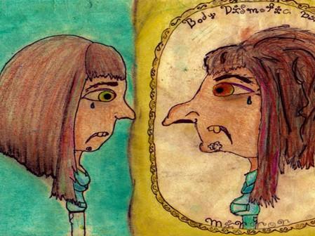 BEDEN DİSMORFİK BOZUKLUK (VÜCUT ALGISI BOZUKLUĞU-DİSMORFOFOBİ) NEDİR?