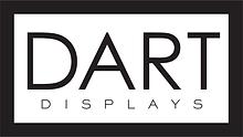 DART Displays Logo - 16x9 - black border