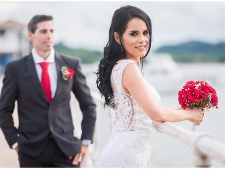 Boda Civil en Casco Viejo - Panamá