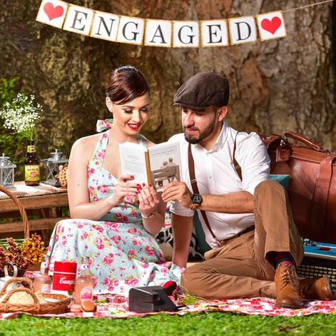 Engagements - Prebodas