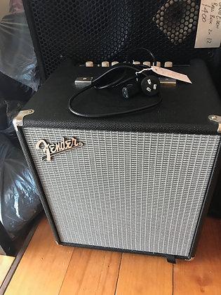 Fender Rumble 100 Bass Amp