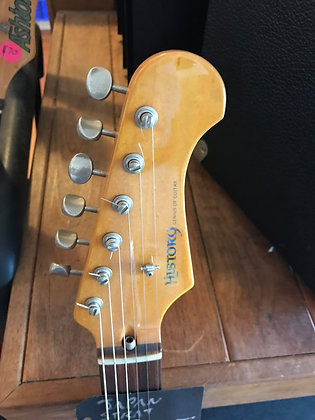 History Stratocaster