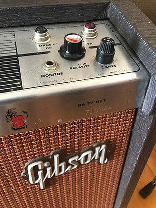 Vinage Gibson GA 77 RVT Guitar Amp